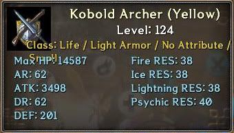 Team Arena - Daily Instanced Raid KoboldArcher