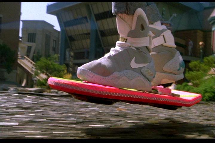 Skate aereo de Ban Hoverboard