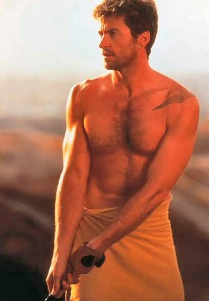Coven members I want to see naked. Hugh-jackman