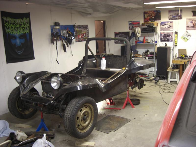 Hur ser det ut i Garagen? Garage