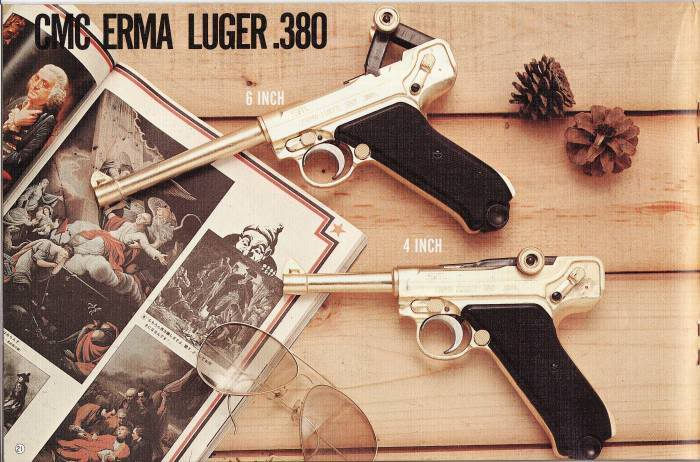 CMC Catalogue Vol 6 Luger