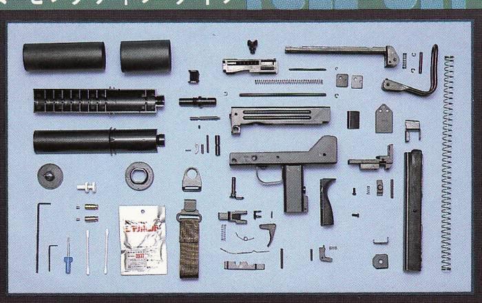 MGC Assembly Kit Flyers Kitmac11-1
