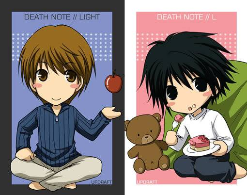~ Galeria Death Note][* S20and20L1
