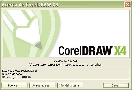 CorelDraw Graphics Suite X4 v14.0.0.567 español Corelx42