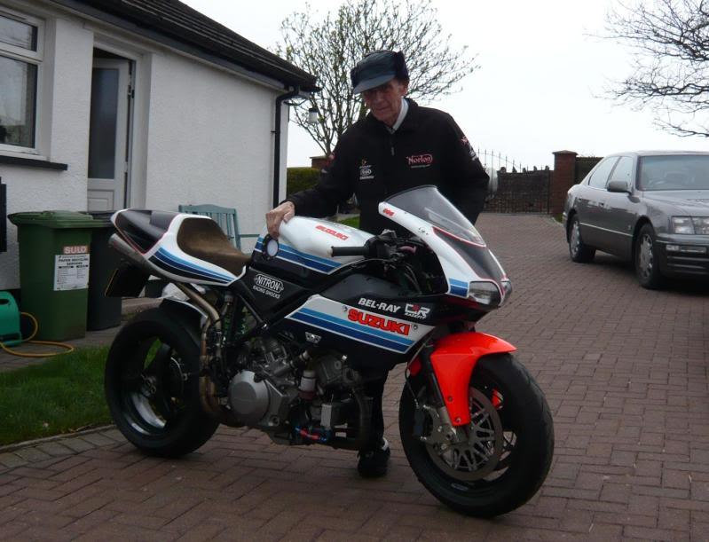 Steve Elliott bike  P1030392