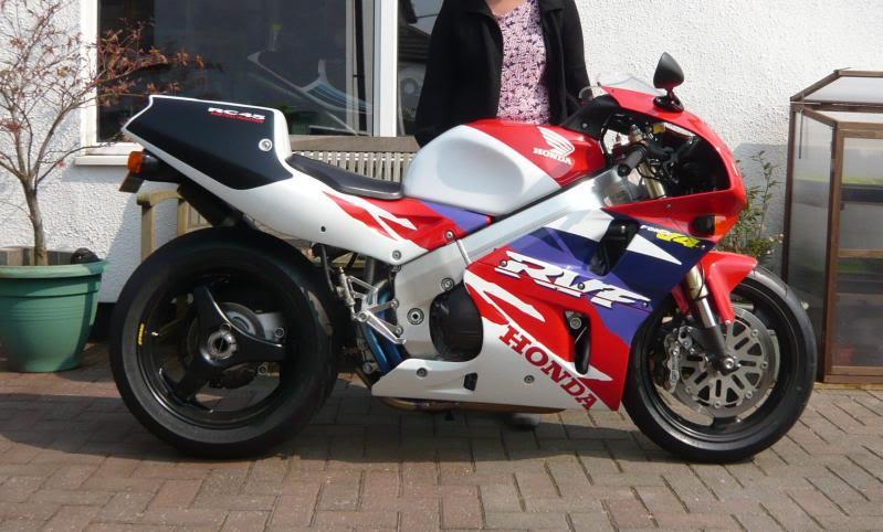 Steve Elliott bike  P1030401