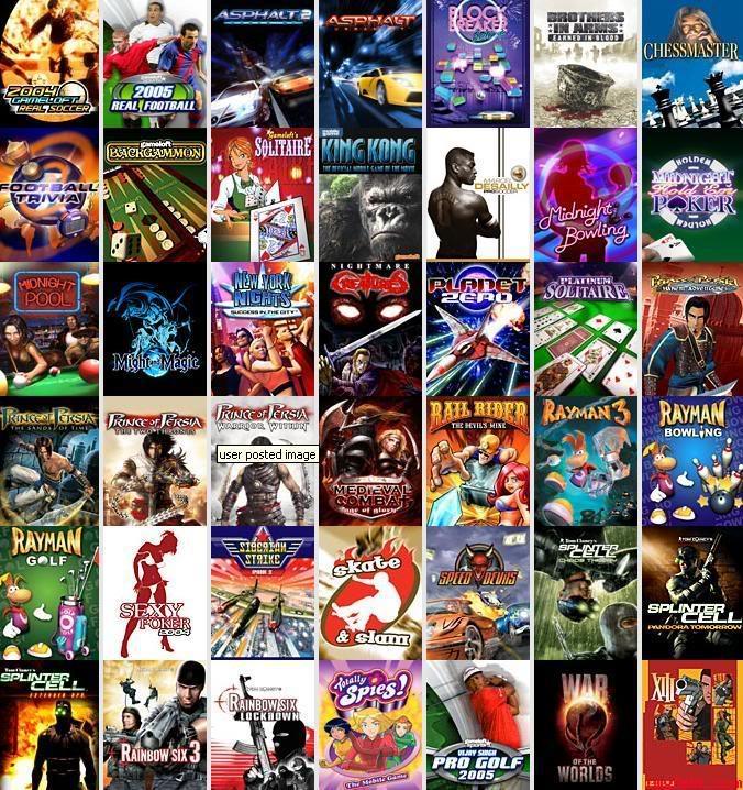 Juegos Para Celular Gameloft2ca