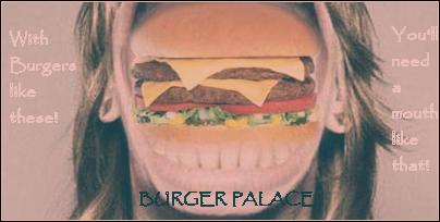 Resturant Owner Badge Burgers