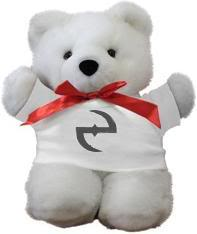 Designer Badge Teddy