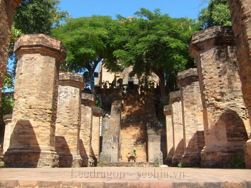 Thành phố biển Nha Trang - Ảnh cây nhà lá vườn S6300450