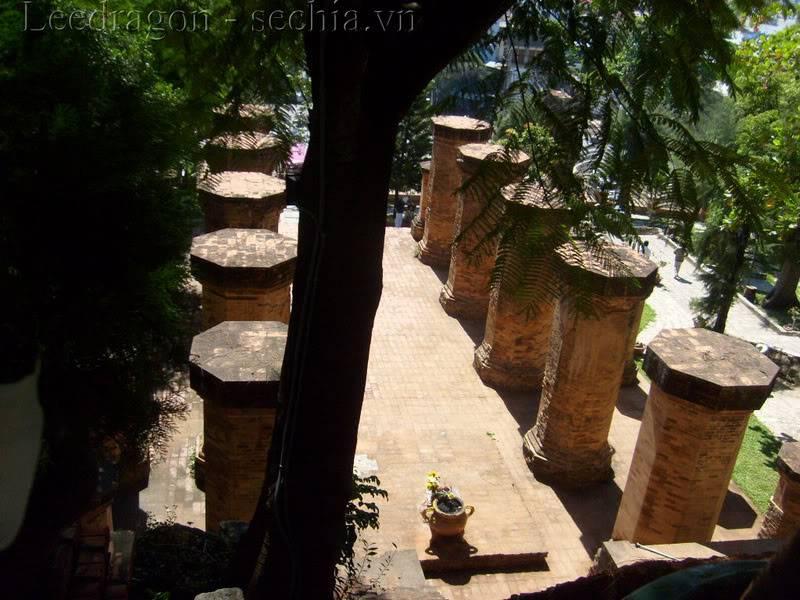 Thành phố biển Nha Trang - Ảnh cây nhà lá vườn S6300460