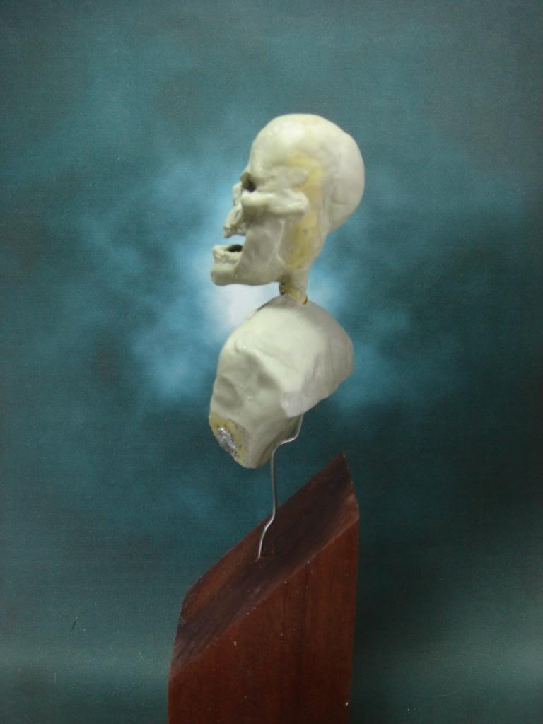 Busto desde 0 Ghost Rider DSC06322