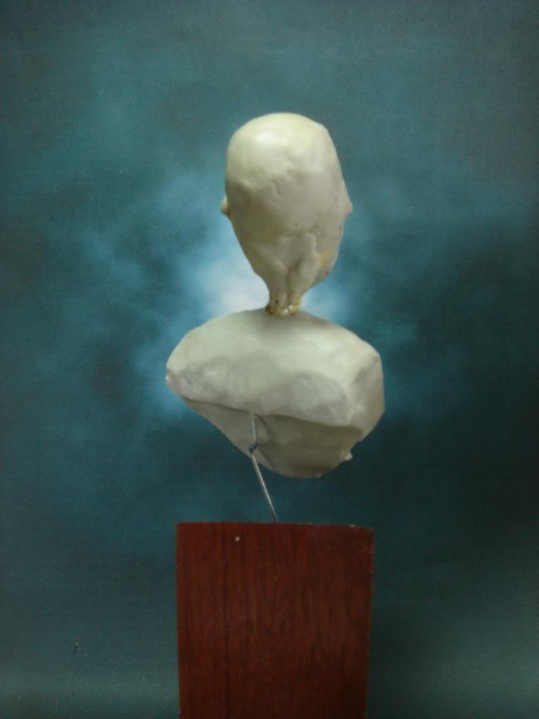 Busto desde 0 Ghost Rider DSC06323