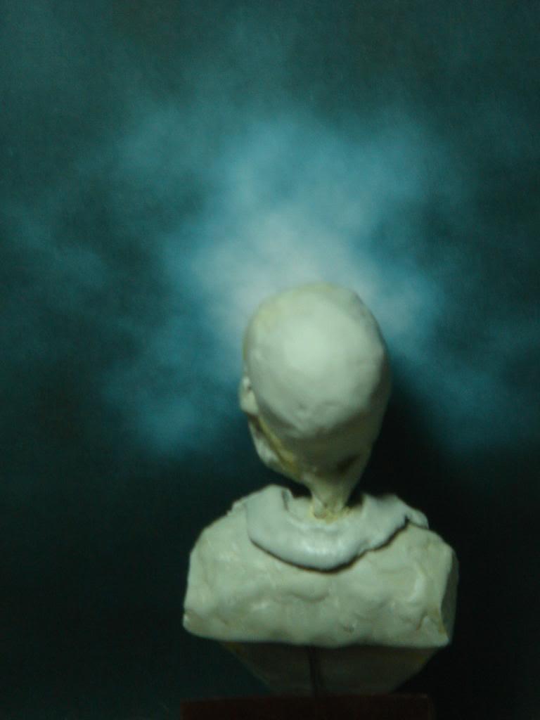 Busto desde 0 Ghost Rider DSC06332