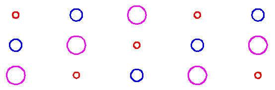 [知識]AutoCAD自動將圓放大/縮小! 1-6
