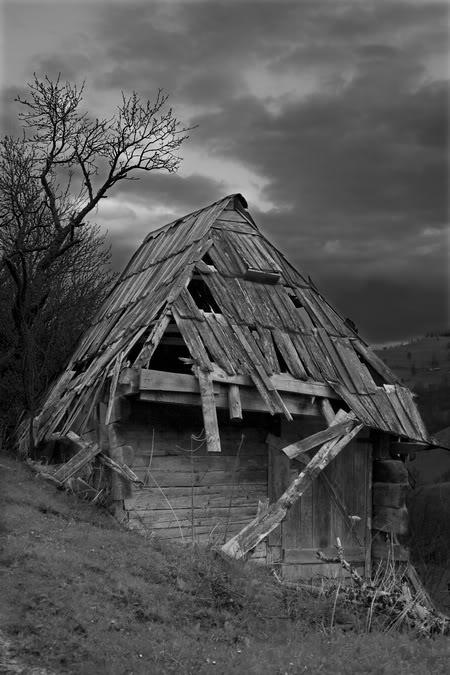 Stare kuće Koliba
