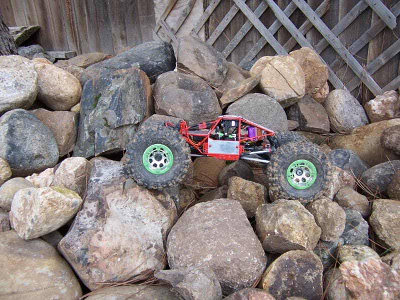started my backyard rc play area + pics of my crawler - Page 2 510-2