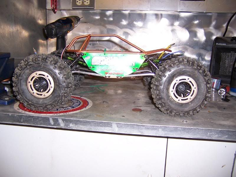 started my backyard rc play area + pics of my crawler - Page 2 515-1