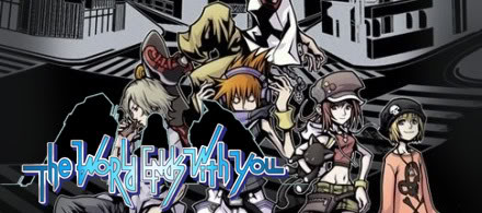 The World ends With You Logotwewy