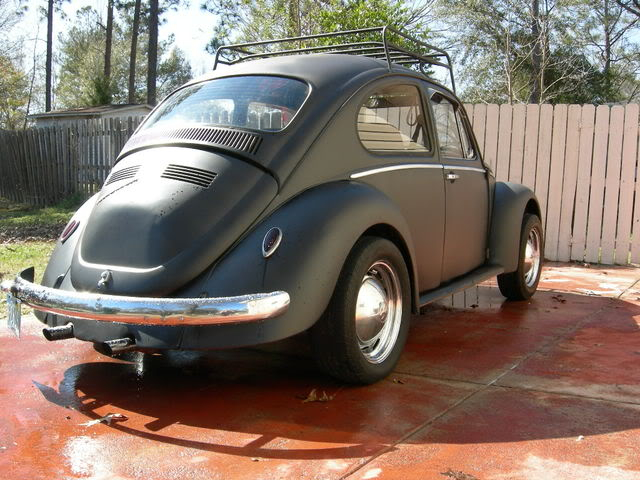 new here and pics of my bug Picture001-3