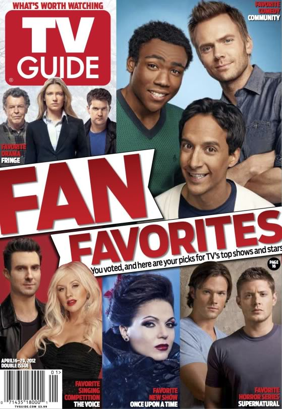TV Guide Fan Favorites : SPN gagnant ! - Page 3 Community