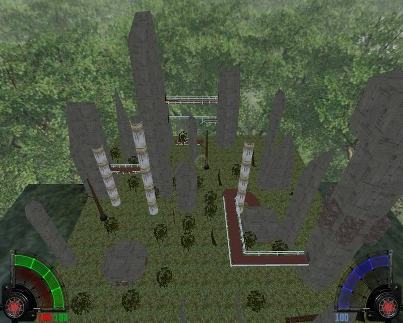 Ancient outpost/abandoned city or whatever you fancy Shot0016