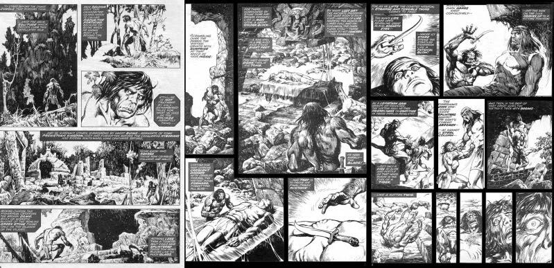 Conan, de retour chez Marvel ! 10Lediabledairain