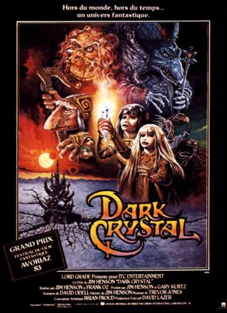 L'heroic fantasy au cinéma DARKCRYSTAL