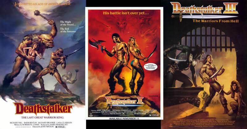 L'heroic fantasy au cinéma Deathstalker0