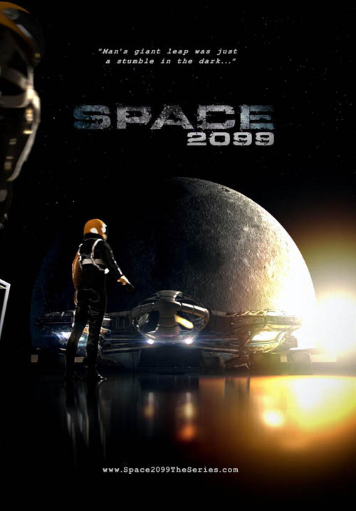 Cosmos 2099 Space2099-1