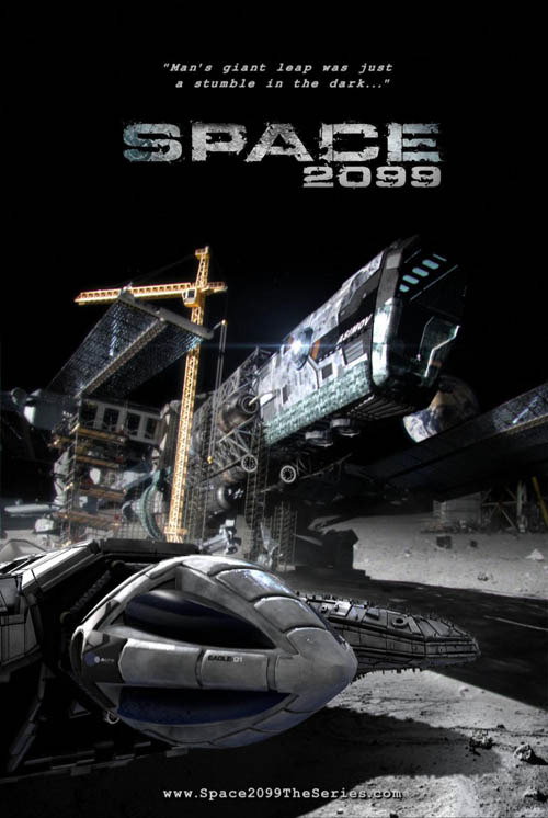 Cosmos 2099 Space2099-2