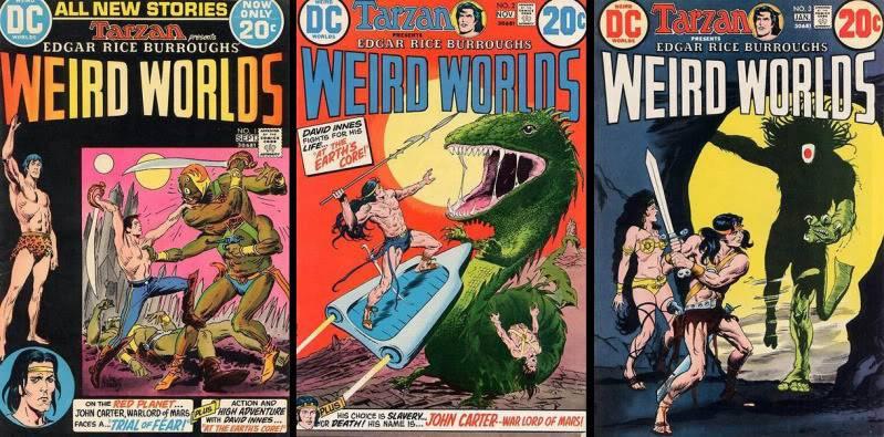 John Carter (John Carter of Mars ) Weird-worlds_01