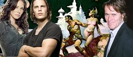 John Carter (John Carter of Mars ) JohncarterofMarsMovie