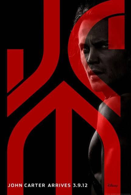 John Carter (John Carter of Mars ) Affiche-john-carter-of-mars-2012-1