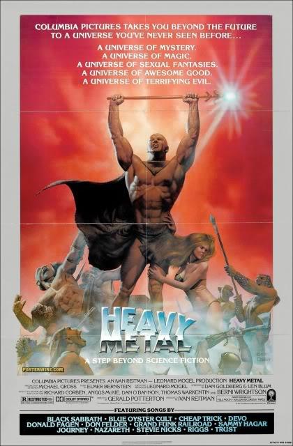 L'heroic fantasy au cinéma Corben