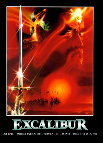 L'heroic fantasy au cinéma Excalibur