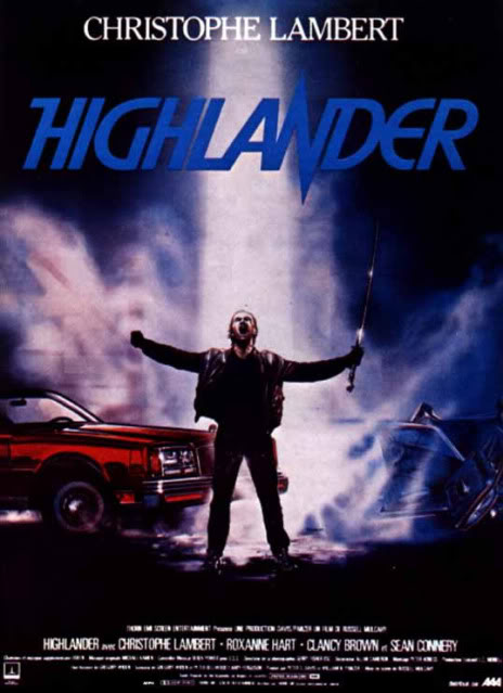 L'heroic fantasy au cinéma Highlander