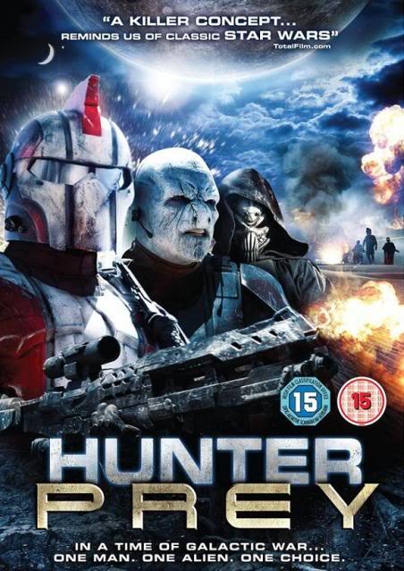 Promotheus: Commando stellaire Hunterprey-dvd