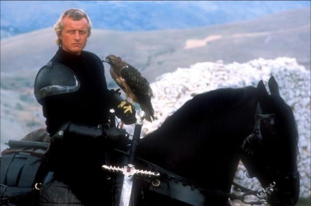 L'heroic fantasy au cinéma Ladyhawke-1