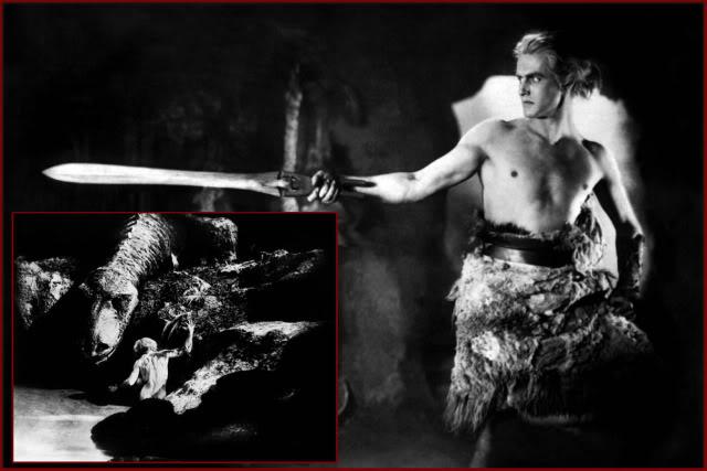 L'heroic fantasy au cinéma Nibelungen-1924