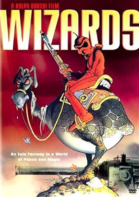 L'heroic fantasy au cinéma Wizards