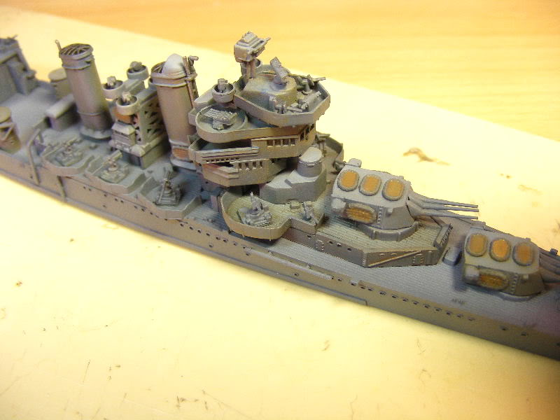 USS Minneapolis - Trumpeter 1/700ème USSminneapolisencours004