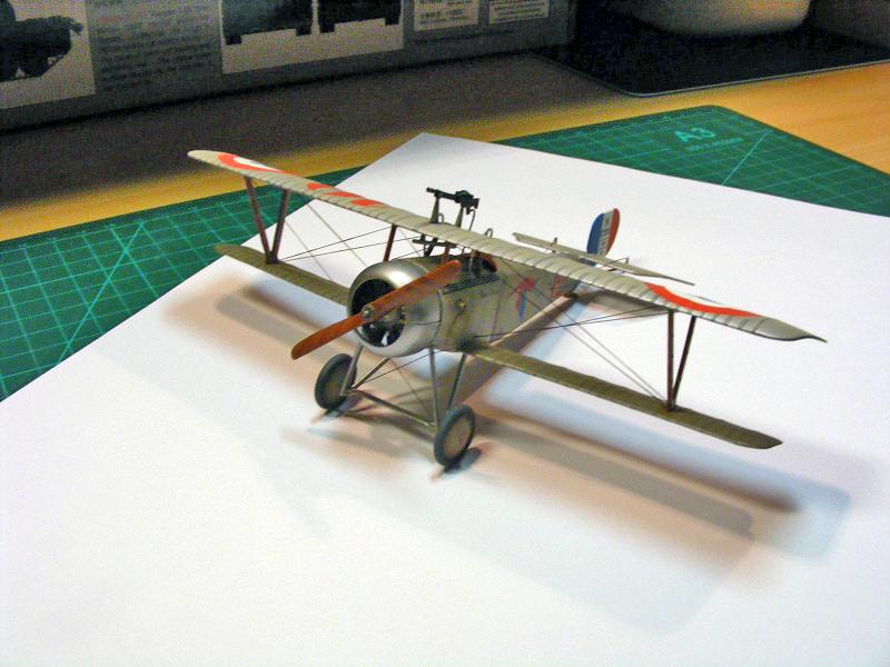 EDUARD 1/48 - Nieuport 17 - WE édition Fini1-1_zps9f194736