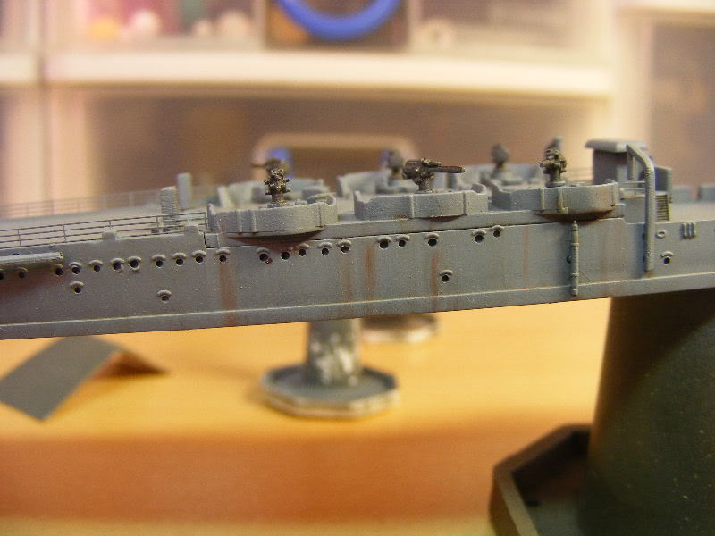 USS Minneapolis - Trumpeter 1/700ème Flanc1