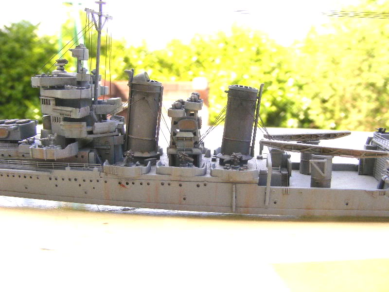 USS Minneapolis - Trumpeter 1/700ème Flanc2-1