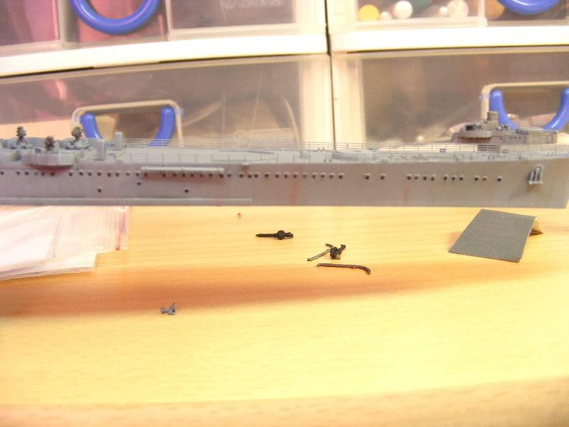 USS Minneapolis - Trumpeter 1/700ème Peinture005-1