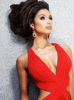 Rachel Smith: Miss USA 2007 - Miss Universe 2007/4th runner up TN