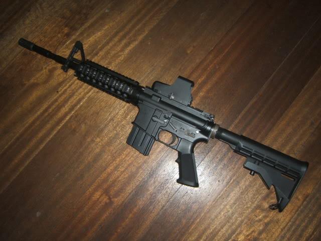 Usapang Gas Blow Back Rifle  - Page 2 DSCF6072