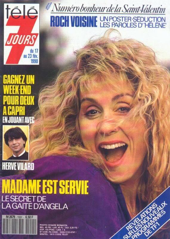 Tele 7 Jours Fevrier1990 Tele7-france1