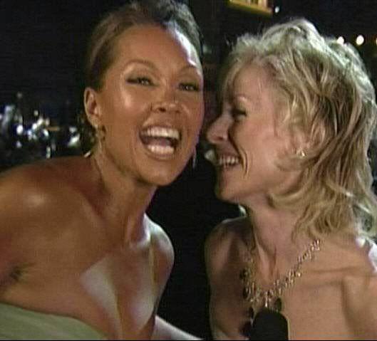 Emmy Awards 2007 VanessaWilliamsJudithLight